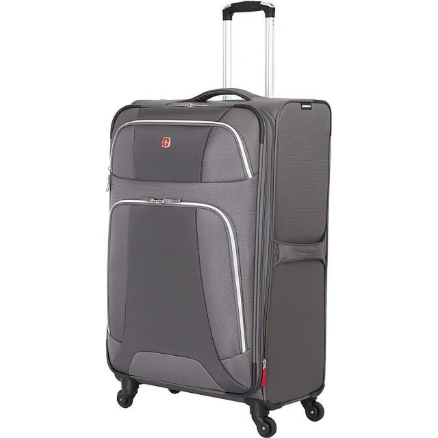 "正規通販 swissgear 旅行用品 キャリーバッグ SwissGear Travel Gear 7362 Monte Leone 29"" Spinner Softside Checked NEW, Quality Space f0b4234e"