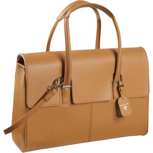 【予約販売】本 Francine フランシーヌ Francine 旅行用品 キャリーバッグ Women In Francine Business Francine Collection Business - London Leather Non-Wheeled Business Case, 友部町:bd387424 --- oeko-landbau-beratung.de