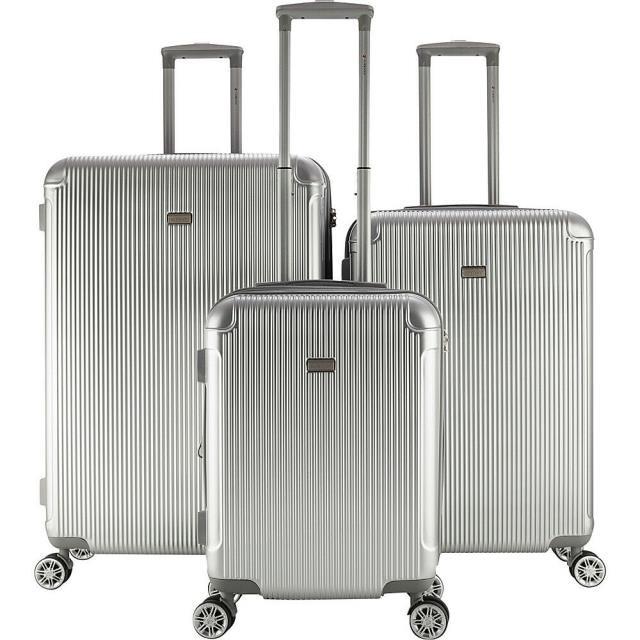 特別セーフ Gabbiano 旅行用品 キャリーバッグ Gabbiano Genova 3 3 Piece Gabbiano Expandable Hardside Set Spinner Luggage Set NEW, カレイドスコープス:cf7c3372 --- kleinundhoessler.de