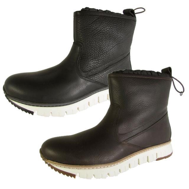 最高級 Cole Haan コールハーン Waterproof シューズ シューズ ブーツ コールハーン Cole Haan Mens ZeroGrand Pull On Waterproof Boot Shoe, ルモイグン:e5aabf9d --- chevron9.de
