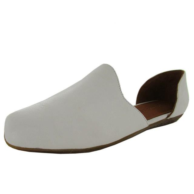 最安価格 Gentle Souls ジェントルソウルズ シューズ シューズ/サンダル Gentle Souls Womens Etsu Flat Slip On Shoes White US 5.5, タツノシ a855bce1