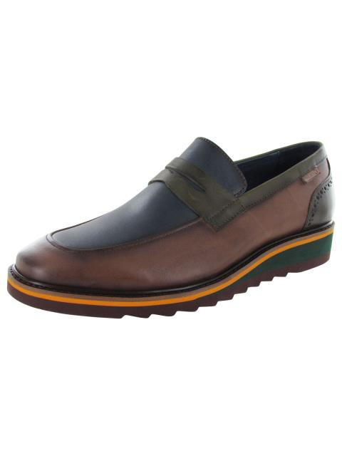 100 %品質保証 PIKOLINOS ピコリノス ファッション ドレスシューズ Pikolinos Mens Toulouse M6M-3155 Loafer Shoes, カマガリチョウ 0c361ce5