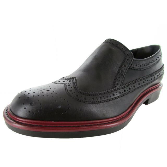 無料配達 On オン Brogues ファッション slip シューズ Donald inside J. Pliner Mens Hideko Brogues for inside slip on shoes, 小長井町:579a81d3 --- chevron9.de