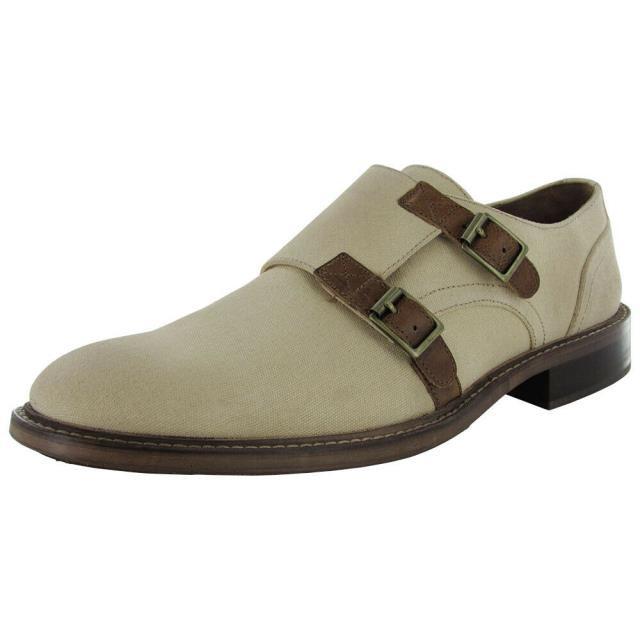 激安超安値 Donald J Pliner ドナルドJプリナー ファッション シューズ Donald J Pliner Mens Zande-WA Monk Strap Sporty Shoe Sand US 10, KITAGO BASE ミニカーショップ 04a10dab