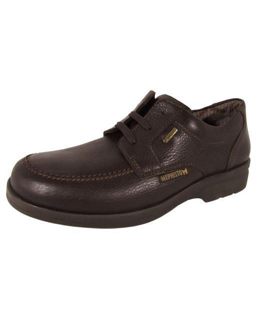 【驚きの価格が実現!】 gt ジーティー ファッション シューズ Mephisto Mens Jarno GT Oxford Shoes with Laces Dark Brown US 7, ミナトク d5a0367e