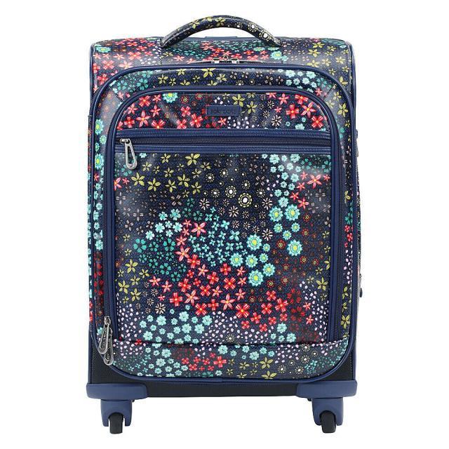 最新デザインの On オン 旅行用品 On キャリーバッグ Softside Sakroots Artist Colors Circle Rolling Carry On 3 Colors Softside Carry-On NEW, 室根村:5520aabf --- chevron9.de