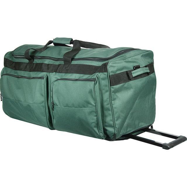 """【正規品質保証】 Netpack 旅行用品 Wheeled キャリーバッグ Netpack 40"""" General Duty Duty Wheeled 旅行用品 Duffel 2 Colors Travel Duffel NEW, メガネのマスダ:fb5ed5b4 --- chevron9.de"""