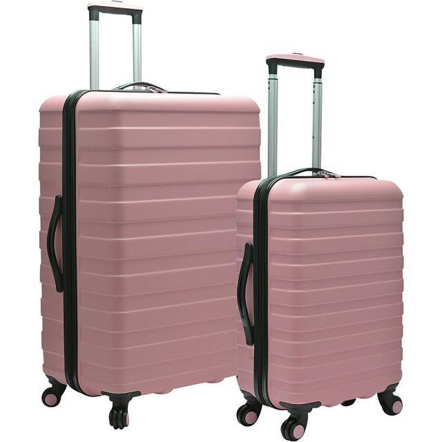 入荷中 U.S. USトラベラー Traveler USトラベラー Cypress 旅行用品 キャリーバッグ U.S. Traveler U.S. Cypress Colorful 2 Piece Hardside Spinner Luggage Set NEW, Lubemill(ルベミール):6d259b71 --- chevron9.de