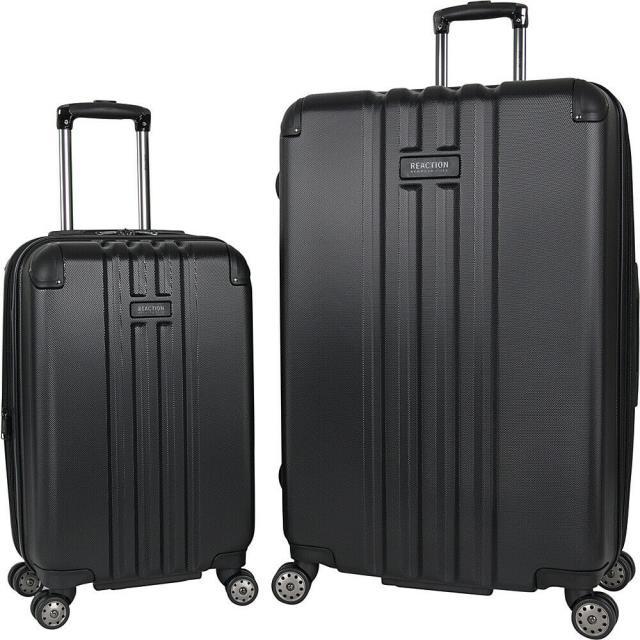 【超安い】 Kenneth Expandable Cole ケネスコール 旅行用品 キャリーバッグ Kenneth Cole Set Reaction Kenneth Reverb 2 Piece Expandable Luggage Set NEW, ポンコタンオンライン:e4f35810 --- kzdic.de
