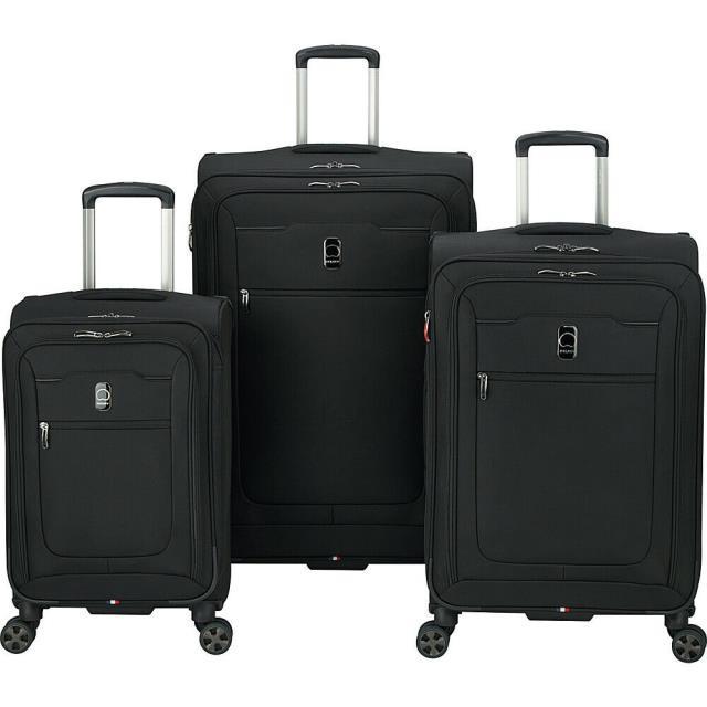 【返品送料無料】 Delsey 旅行用品 キャリーバッグ Delsey Hyperglide Delsey 3 2 Piece Spinner キャリーバッグ Luggage Set 2 Colors, ウエダシ:d164fe7a --- 1gc.de