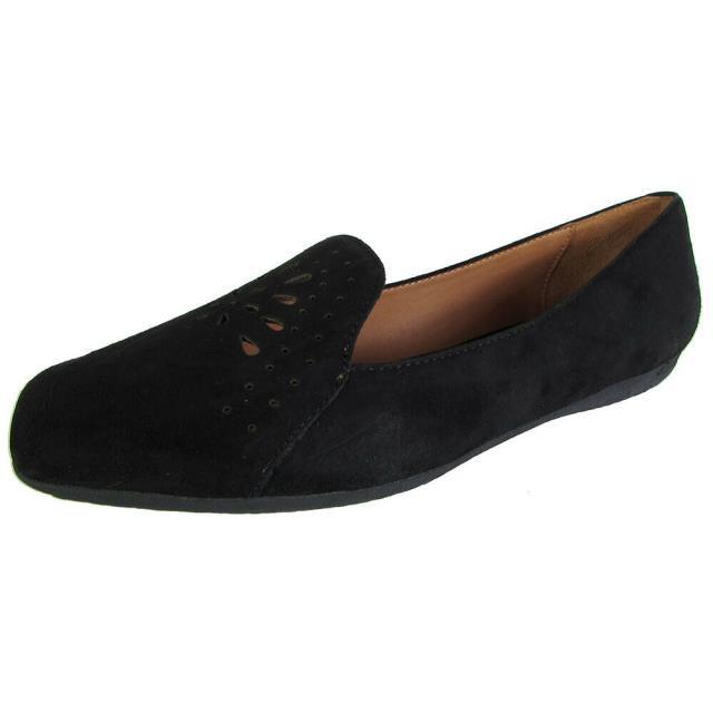 【期間限定特価】 Gentle Souls ジェントルソウルズ シューズ シューズ/サンダル Gentle Souls Womens Erica Suede Slip-On Loafer Flat Shoe, Grande shop c361529a