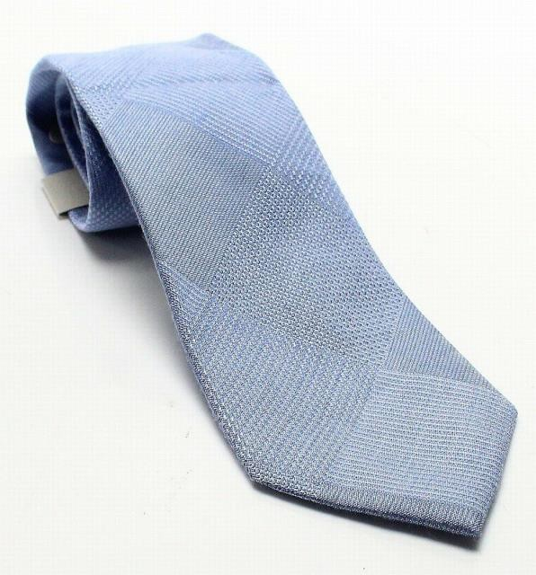 Kenneth Cole ケネスコール ファッション 小物 Kenneth Cole Reaction Blue Updated Glenn Plaid Mens Silk Necktie