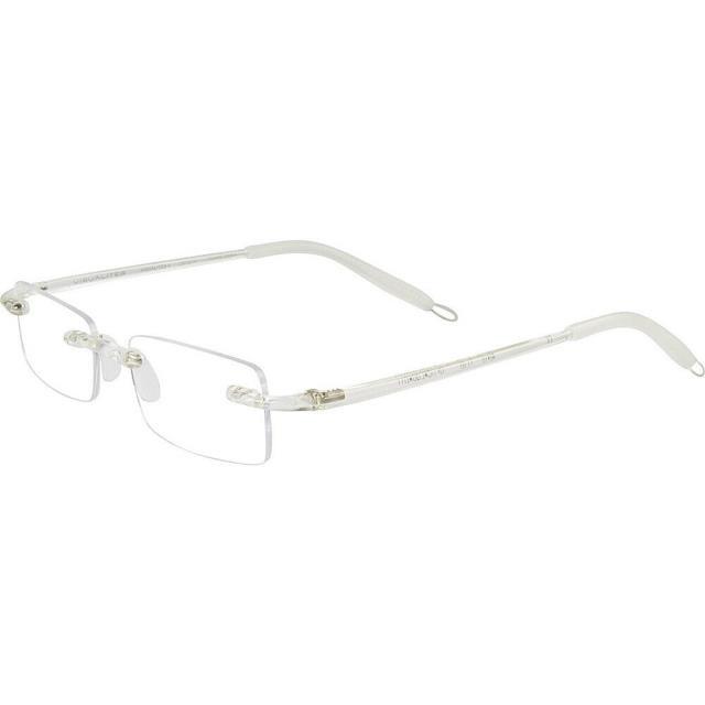 旅行用品 キャリーバッグ Visualites Rectangle 8 Reading Glasses 36 Colors Eyewear NEW