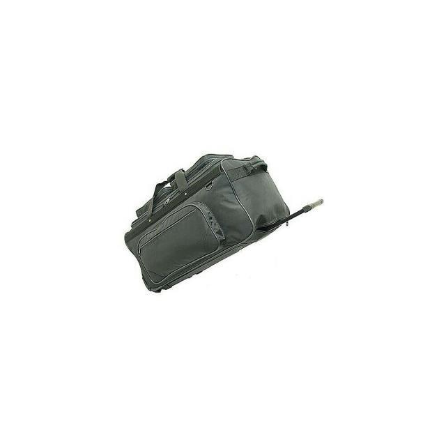 """古典 Netpack 旅行用品 キャリーバッグ Alone Netpack Stand Netpack 旅行用品 Alone 30"""" Wheeled Duffel - Large - Black Rolling Duffel NEW, くすりのヨシハシ:7eec7ddf --- chevron9.de"""