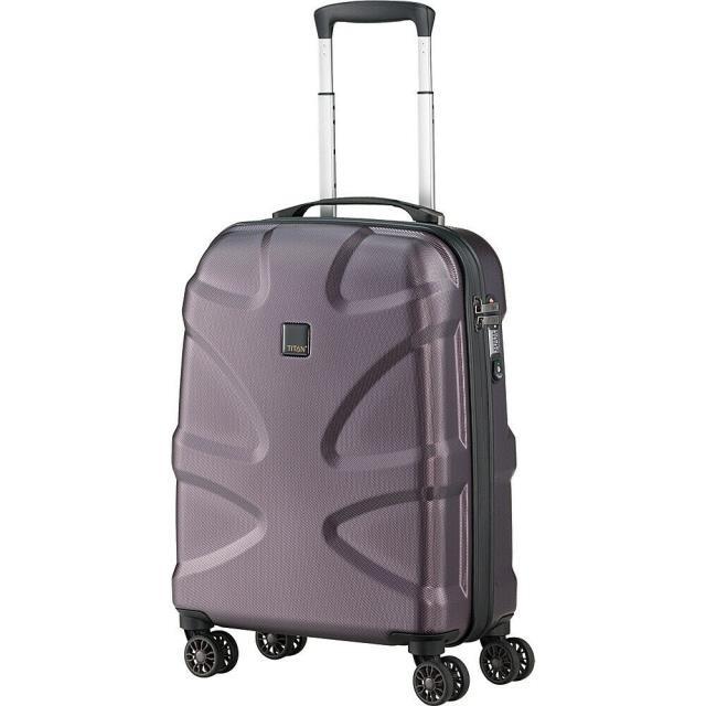 """魅了 titan タイタン 旅行用品 キャリーバッグ Titan Bags X2 Hardside 21"""" Spinner CarryOn 6 Colors Hardside Carry-On NEW, ユニークジーンストア ee040a04"""