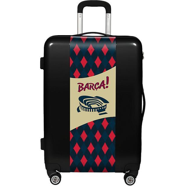 """【限定特価】 旅行用品 キャリーバッグ 22"""" Ugobags FCB Barca Stadium 22"""" Hardside Hardside Spinner Spinner Carry-On Softside Carry-On NEW, ミズサワシ:06b49990 --- kzdic.de"""