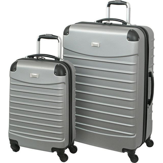 【超ポイントバック祭】 Geoffrey Beene Luggage Beene 旅行用品 キャリーバッグ Luggage Geoffrey Beene Luggage 2 Luggage Piece Hardside Spinner Luggage Luggage Set NEW, おしゃれ雑貨TKコレクション:ee042769 --- kzdic.de