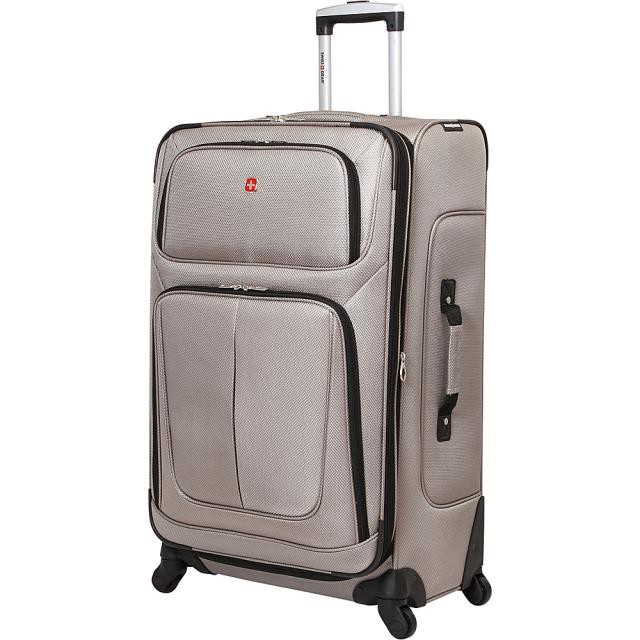 "最新 swissgear Gear 旅行用品 キャリーバッグ SwissGear Travel Gear Softside 6283 29"" 29"" Spinner Luggage 6 Colors Softside Checked NEW, e-お布団屋:79cecfdf --- chevron9.de"