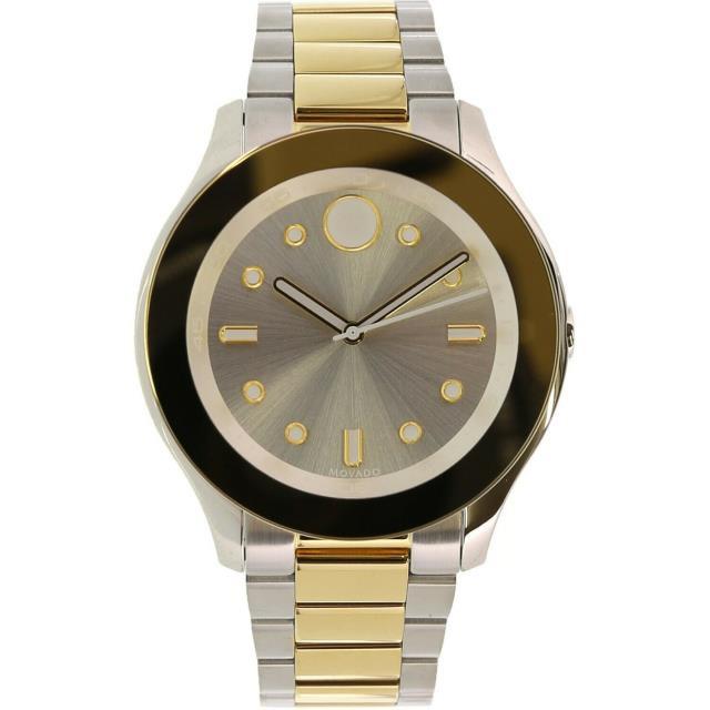 【2019正規激安】 Movado モバド ファッション 時計 Movado Womens Movado Womens Bold 3600418 Silver Swiss Stainless-Steel Swiss Quartz Dress Watch, 南条郡:9ce0535d --- oeko-landbau-beratung.de