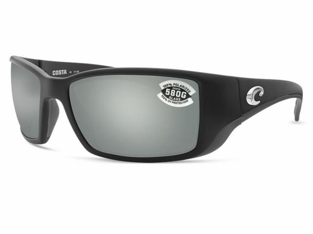 【10%OFF】 Costa ファッション サングラス Costa del mar blackfin matte black/grey silver mirror glass 580 580g-new, キノサキグン 94617fad