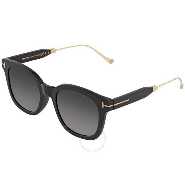 史上最も激安 53 ファッション Lens 145 サングラス Ford Grey 21 フレーム 01A FT0542/S Frame Black Frame Tom Sunglasses-サングラス
