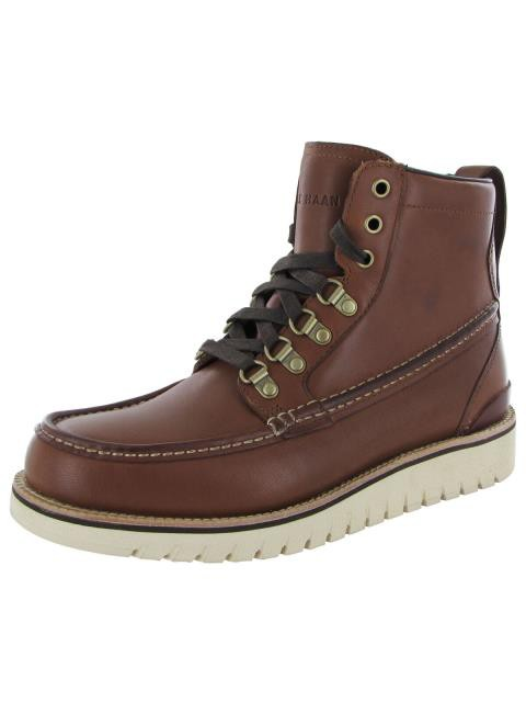 【内祝い】 Cole Haan コールハーン シューズ ブーツ WP Cole Haan Haan Mens GrandExplore Haan Moc Toe WP Boot Tan/Shopping Bag US 7.5, 沖縄県:660b442b --- chevron9.de