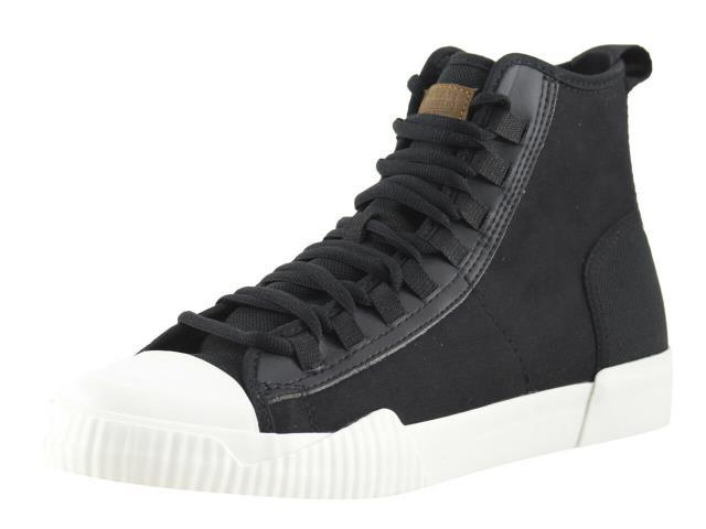 新入荷 G-Star G-Star G-スター ファッション シューズ G-Star Raw Mens Rackam-Scuba-Mid Black シューズ G-Star Sneakers Shoes, トータルフットウェア HIGH&LOW:11ae8c8c --- ai-dueren.de