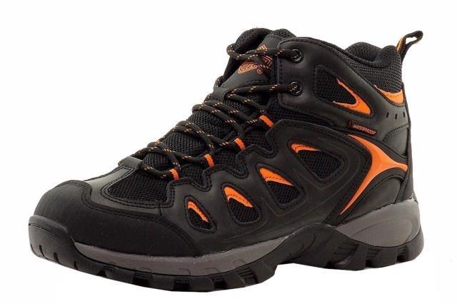 【大注目】 シューズ ブーツ Mens Harley Waterproof Davidson Mens D93328 Woodridge Waterproof Harley Black Hiking Boots Shoes, ただワインが好きなだけ:80b1ca53 --- kleinundhoessler.de