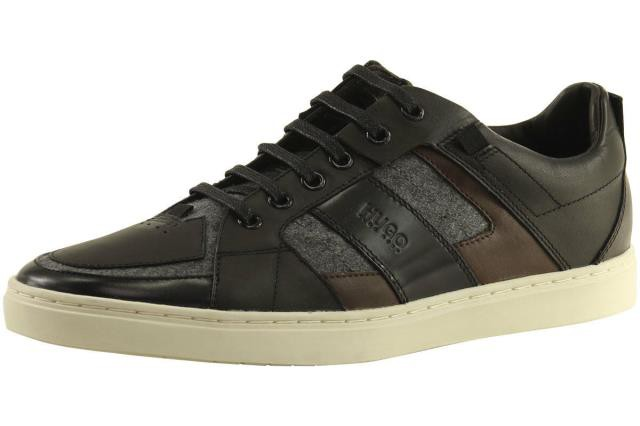 【 開梱 設置?無料 】 BOSS ボス ファッション シューズ Hugo Boss Medium Mens Sneakers シューズ Raisto Hugo Medium Grey Shoes 50255793, アリダグン:dba39e01 --- kzdic.de