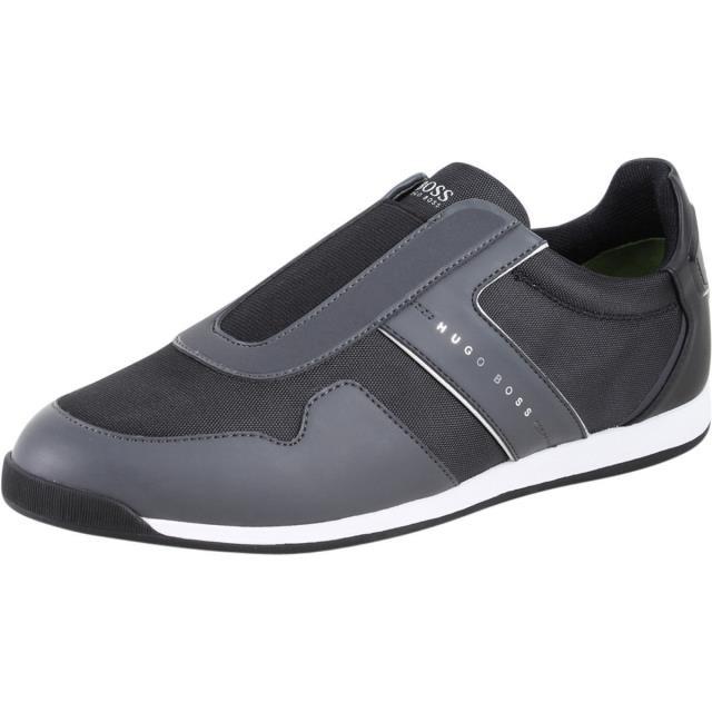 【同梱不可】 BOSS ボス ボス ファッション Charcoal シューズ Hugo Memory Boss Mens Maze Charcoal Memory Foam Trainers Loafers Shoes Sz: 12, 美津和タイガー株式会社:99ae4bc2 --- kzdic.de