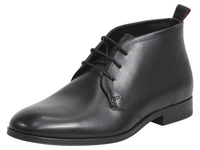 【新発売】 BOSS ボス シューズ Boss ブーツ Hugo ボス Boss Mens Mens Boheme Black Ankle Boots Shoes, Arthur Fashion World:3615847b --- 1gc.de
