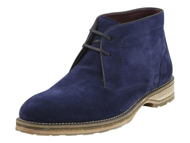 最高の Mezlan メズラン シューズ ブーツ Mezlan Mens Dalias Blue Chukka Boots Shoes, VANVES 10235ab0