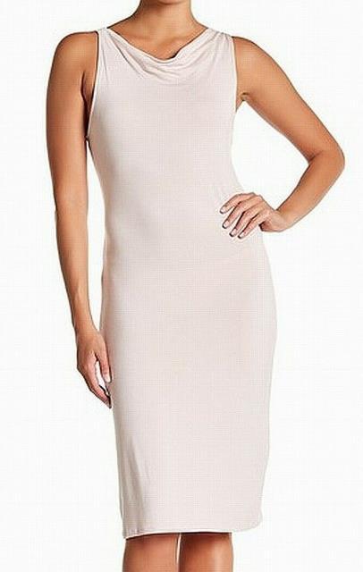 ファッション ドレス Threads 4 Thoughts NEW Pink Womens Size Small S Draped Sheath Dress