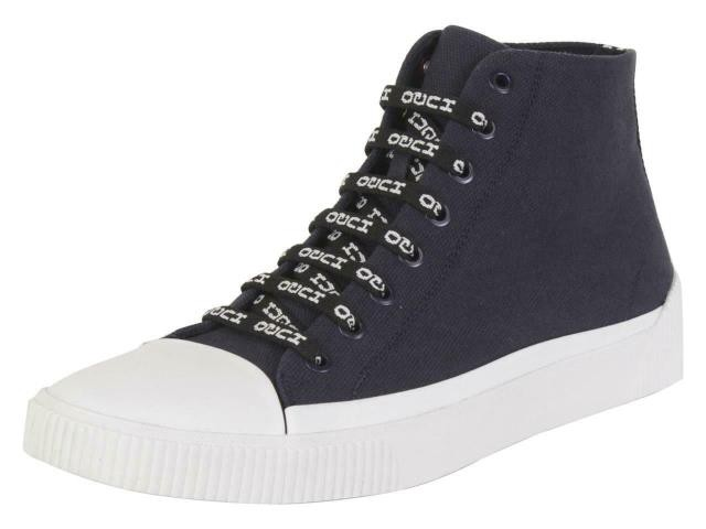 【高知インター店】 BOSS ボス ボス ファッション シューズ Hugo Boss Mens Boss Sneakers Zero Dark Blue High-Top Sneakers Shoes, ミナミナスマチ:31c49726 --- kzdic.de