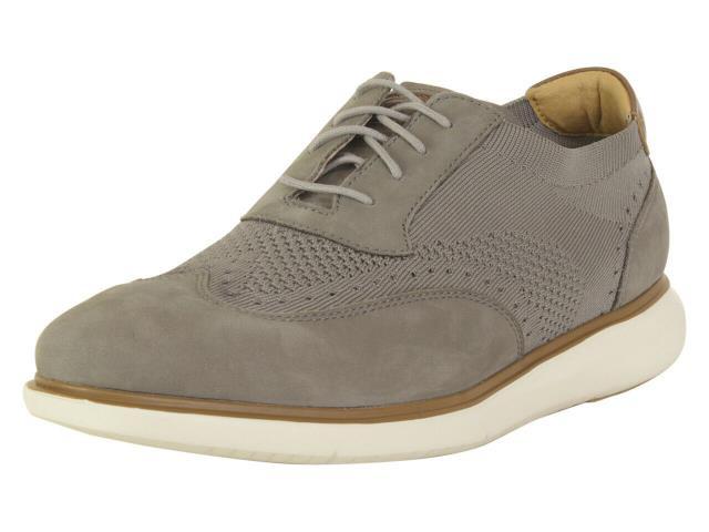 最新作の Florsheim フローシャイム ファッション シューズ Florsheim Mens Light Fuel Mens Light Gray Florsheim Knit Oxfords Shoes, アイファミリー:62109d46 --- chevron9.de