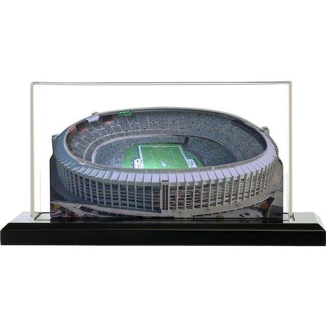 人気ブラドン Home Fields Inc. ホーム フィールド スポーツ用品 Philadelphia Eagles Veterans Stadium 19 Replica Stadium with Case, CROSSROAD efc278cf