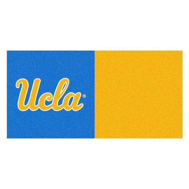 【テレビで話題】 Fan Mats ファン マット スポーツ用品 UCLA Bruins 20-Piece 18 x 18 Team Carpet Tile Set, 今川屋呉服店 132c3ad2