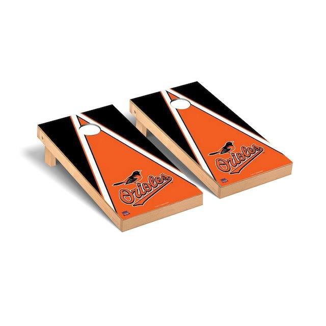 人気の春夏 Victory Tailgate ビクトリー テイルゲート スポーツ用品 Baltimore Orioles Triangle Cornhole Game, シチジョウマチ bf88144b