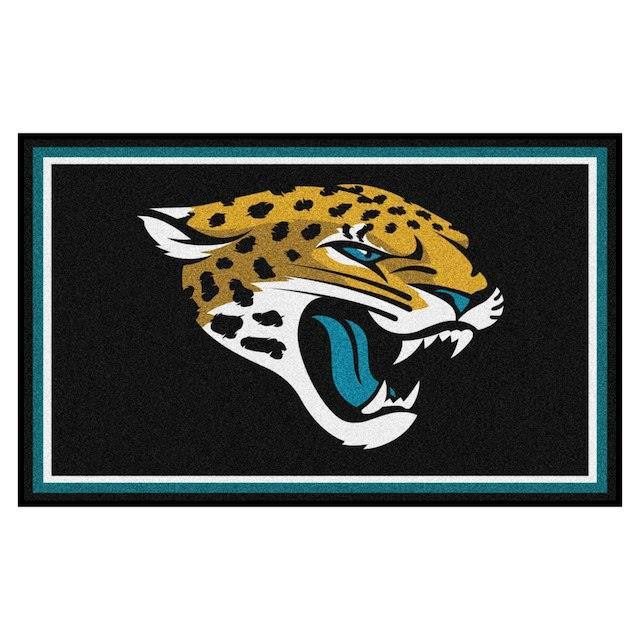【国内正規総代理店アイテム】 Fan Mats ファン マット スポーツ用品 Jacksonville Jaguars 4 x 6 Nylon Team Rug, 本革リュック専門店 革バッグ創 cb052877