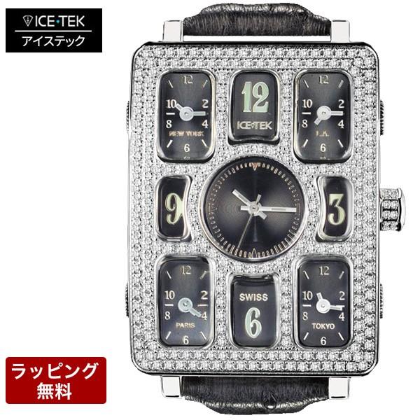 正規 アイステック 腕時計 ICE TEK アイステック 決済 腕時計 Quintempo1 クインテンポ1 ブラック 5TZ1-C4-1, PartsBoxSystemJapan 3e512eef