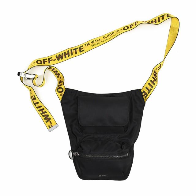『3年保証』 OFF-WHITE オフホワイト ボディバッグ 鞄 イタリア正規品 OMNA075E19E480021000 新品, 川井村 7d915cf3