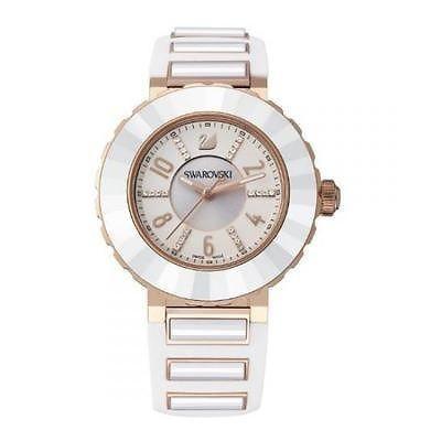 激安特価  スワロフスキー Swarovski 腕時計 New Octea Sport White Rose Gold Tone ウォッチ 5040555, コスモポリタン 2af73db1