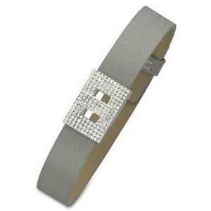 満点の スワロフスキー Swarovski 『Empire Grey ブレスレット』 933551, PHANTOM 4d4d45b4