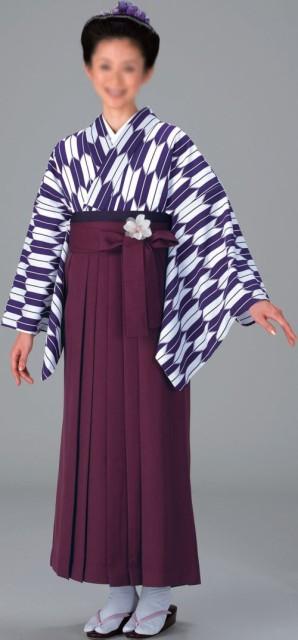 今季ブランド 女子袴 高級ウール袴 72421-72425-和装・和服