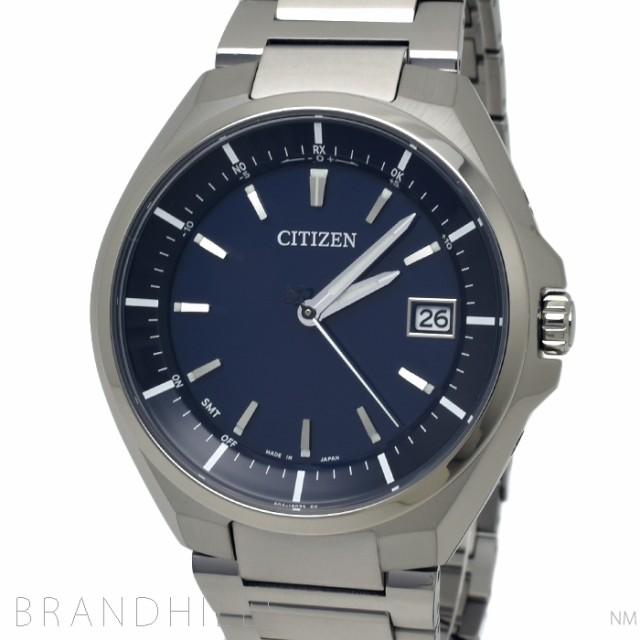 【お買得!】 ブラック文字盤 アテッサ メンズ CITI チタン 針表示式ダイレクトフライト エコドライブ電波 ワールドタイム CB3010-57L シチズン 腕時計-腕時計メンズ