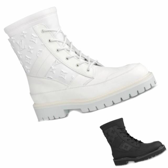 ファッション LOUIS VUITTON ルイヴィトン 1A7P8Jホワイトブーツ ランドスケープライン アンクルブーツ シューズ 靴 メンズ 限定【新品・未使用, 【藍職着】作業服 安全靴 事務服:a47aefeb --- kleinundhoessler.de