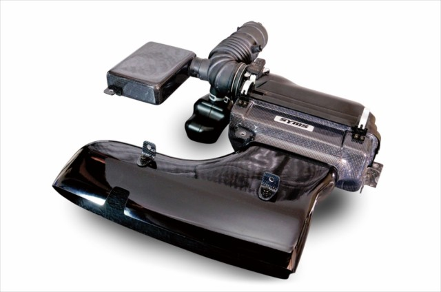超特価激安 SYMS シムスレーシング エアインダクションボックス チャンバー付/エアフィルター無 品番:Y2000EG105 車種:BRZ/86 ZC6 /ZN6, ここち屋 9c615d7c
