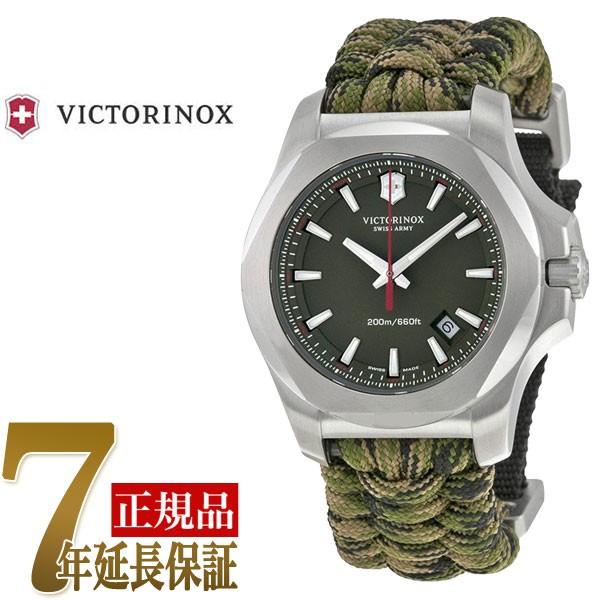 定番 【VICTORINOX】ビクトリノックス INOX アナログ PARACODE イノックス INOX パラコード メンズ 腕時計 アナログ クォーツ クォーツ カーキ 241727-1, シェシェア【xiexiea】:c52a13ba --- meinjott.de