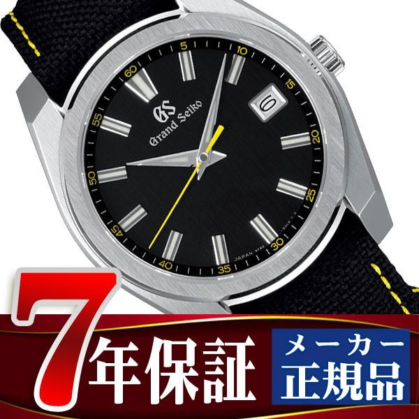 100%品質 【GRAND SEIKO】グランドセイコー【GRAND タフGS 9Fクオーツ 腕時計 40mm メンズ 腕時計 タフGS ブラック 腕時計 ブラック SBGV243, 誕生日プレゼントネット:aa125065 --- schongauer-volksfest.de