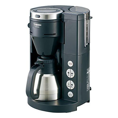 2019年新作 象印 全自動コーヒーメーカー ステンレス魔法瓶サーバー1~4杯用 EC-NA40-BA(良品), roryXtyle bc8b2f13